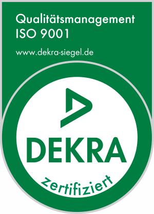 LOPEX Qualität ISO 9001 GER