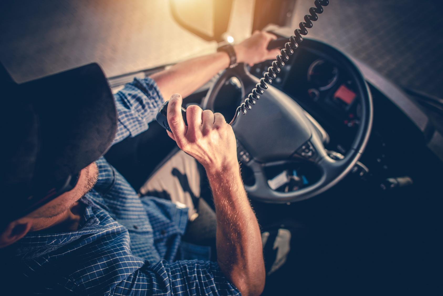 LOPEX Truck Driver CB Radio Talk